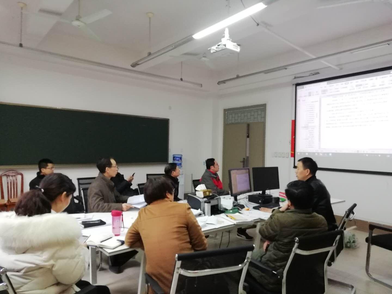 校领导带队到材料科学与工程学院指导工程教育